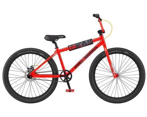 "GT 2021 Pro Series 26"" BMX Bike (22"" Toptube) (Neon Red)"
