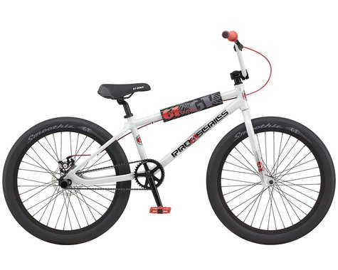 "GT 2021 Pro Series 24"" BMX Bike (21.75"" Toptube) (Battleship Grey)"