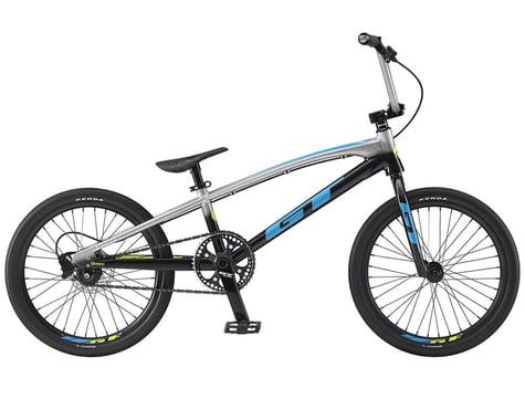 "GT 2020 Speed Series Pro BMX Bike (20.75"" Toptube) (Silver/Black Fade)"