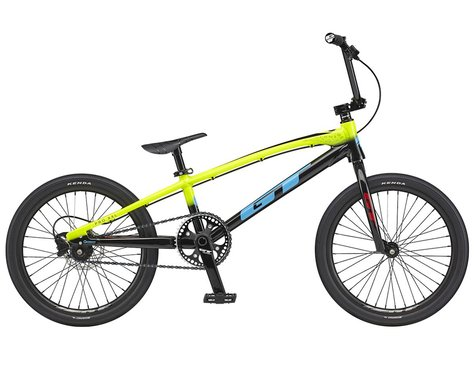 "GT 2021 Speed Series Pro XXL BMX Bike (21.75"" Toptube) (Nuclear Yellow)"