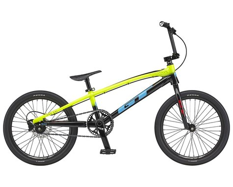 "GT 2021 Speed Series Pro BMX Bike (20.75"" Toptube) (Nuclear Yellow)"