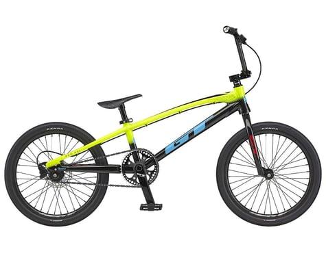 "GT 2021 Speed Series Pro XL BMX Bike (21.25"" Toptube) (Nuclear Yellow)"