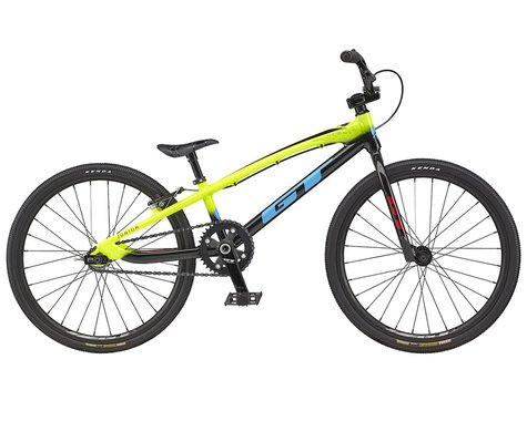 "GT 2021 Speed Series Junior BMX Bike (18.5"" Toptube) (Nuclear Yellow)"