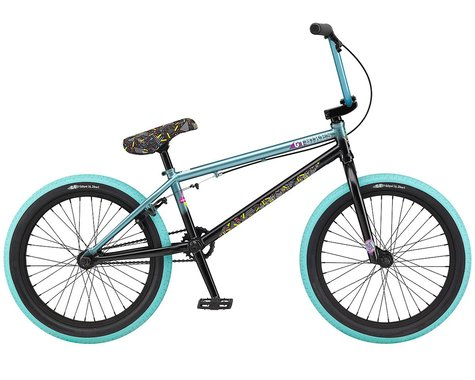 "GT 2021 Mercado Team BMX Bike (Albert Mercado) (20.75"" Toptube)"