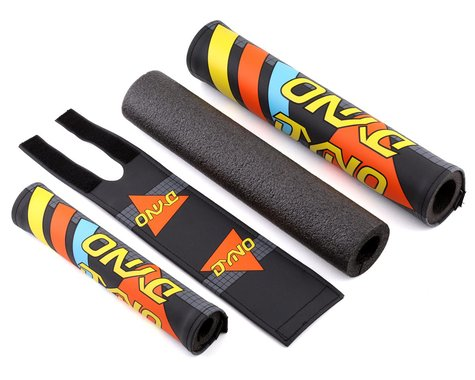 GT Dyno Pad Set (Black/Yellow)