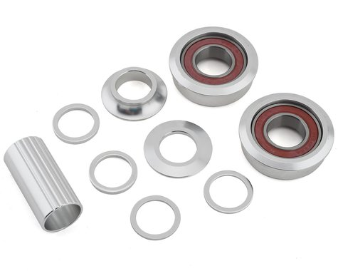 GT Power Series American Bottom Bracket Kit (Silver) (22mm)