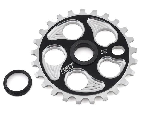 GT Overdrive Sprocket (Black) (25T)