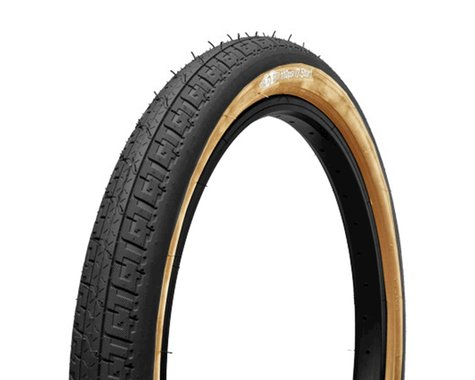 "GT LP-5 Tire (Black/Tan) (20"") (2.35"")"