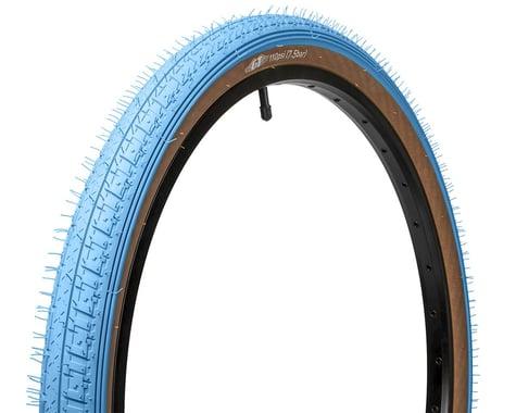 GT LP-5 Heritage Tire (Cyan/Tan)