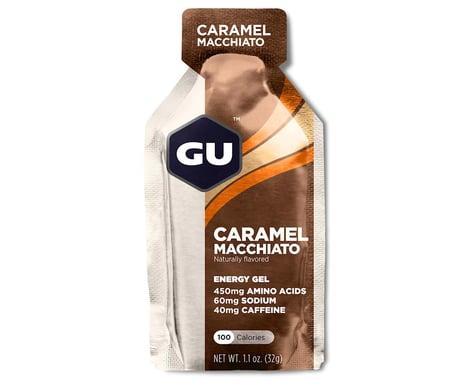 GU Energy Gel (Caramel Macchiato) (24 1.1oz Packets)