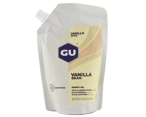 GU Energy Gel (Vanilla Bean) (1 16.9oz Packet)