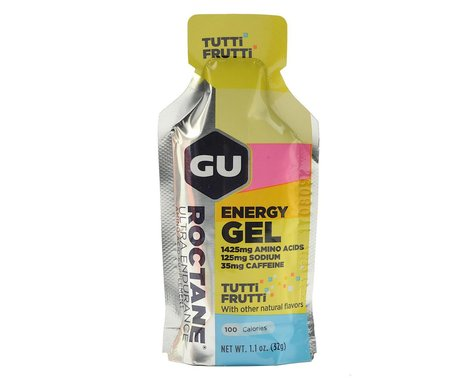 GU Roctane Gel (Tutti Frutti) (24 1.1oz Packets)
