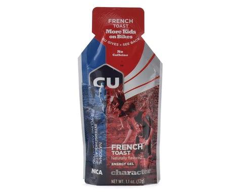 GU Energy Gel (French Toast) (1 1.1oz Packet)