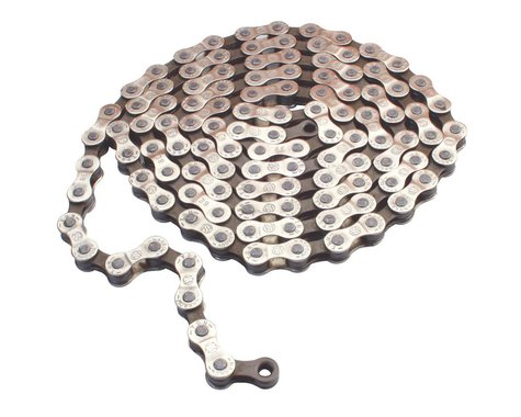 Gusset GS Multi Speed Chain (Silver) (5-8 Speed) (116 Links)