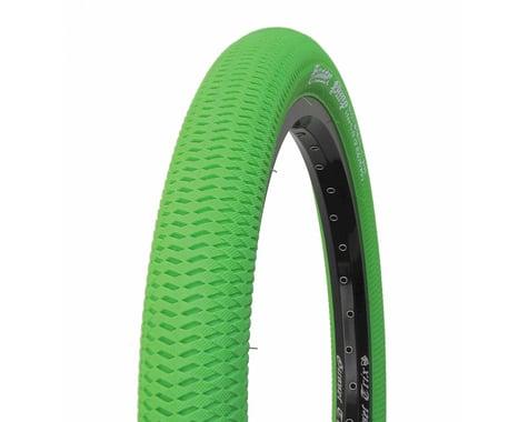 Gusset Pimp Tire (Green)
