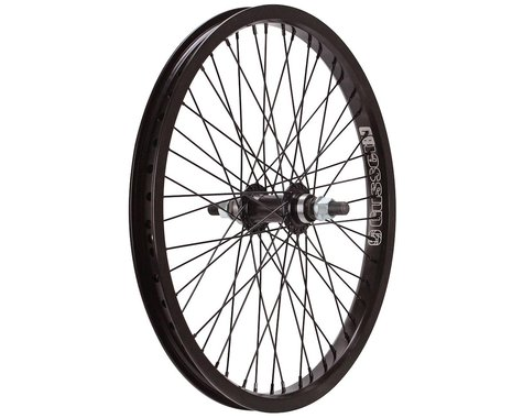 "Gusset Black Dog Rear Wheel (3/8"") (48H) (20"")"