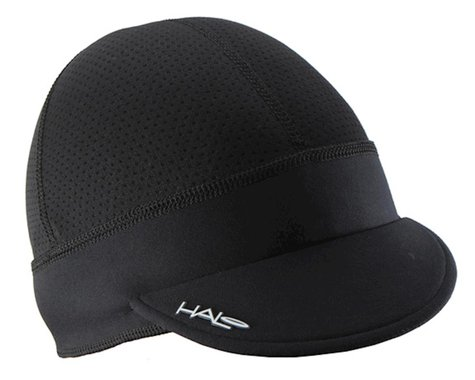 Halo Headbands Cycling Cap (Black)
