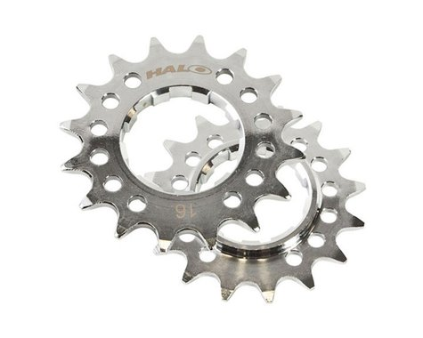 Halo Wheels Fat Foot Cog (Chrome) (20T)