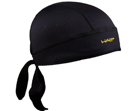 Halo Headbands Headband Protex Skull Cap (Black)