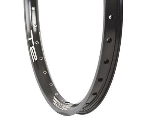 "Halo Wheels T2 Disc Rim (Black) (20"") (32H)"