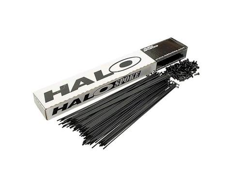 Halo Wheels Aura 14g (black) Spoke
