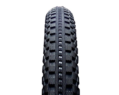 Halo Wheels Twin Rail Tire (Black) (26 x 2.20)
