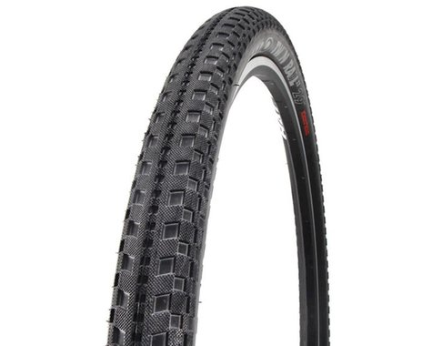 Halo Wheels Twin Rail II Tire (Black) (26 x 2.20)