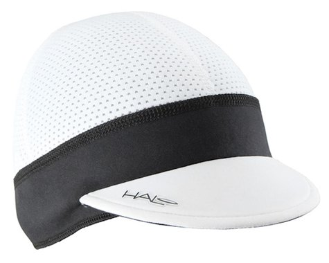 Halo Headbands Cycling Cap (White)