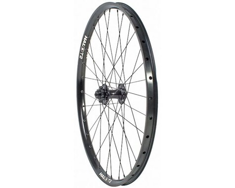 "Halo Wheels T2 Front Wheel (Black) (26"") (32H)"