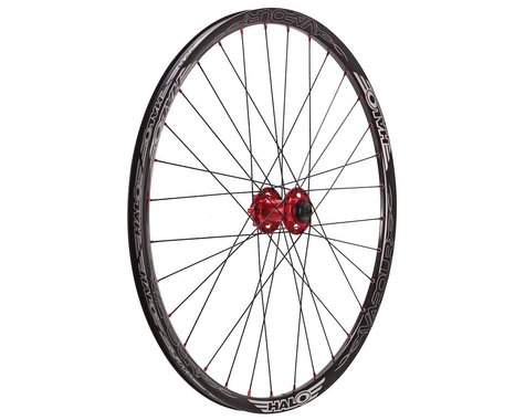 Halo Wheels Vapour front wheel, 32h - black