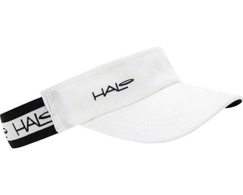 Halo Headbands Race Visor (White)