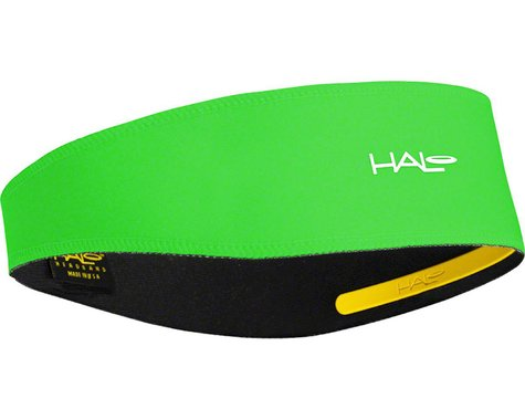 Halo Headbands II Pullover Headband (Bright Green)