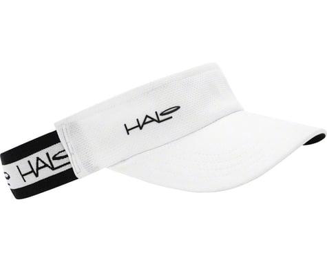 Halo Headbands Race Visor (White) (S/M)