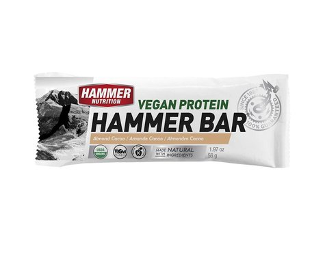 Hammer Vegan Recovery Bar - 12 Pack (Almond)