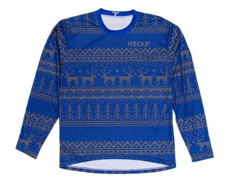 Handup Tacky Sweater Technical Trail Jersey (Blue)