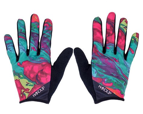 Handup Lava Lamp - Steezy Gloves (Blue/Pink/Purple) (2XS)