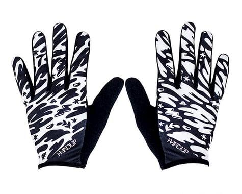 Handup 5th Period Art Class - Grip It & Rip It Gloves (Black/White) (XL)
