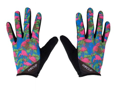 Handup Party Time Lite Gloves (Flamingo - Pink/Green/Blue)