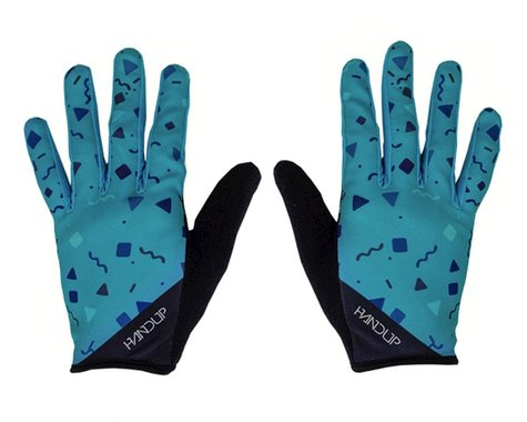 Handup Full Send Gloves (Confetti - Blue/Teal)