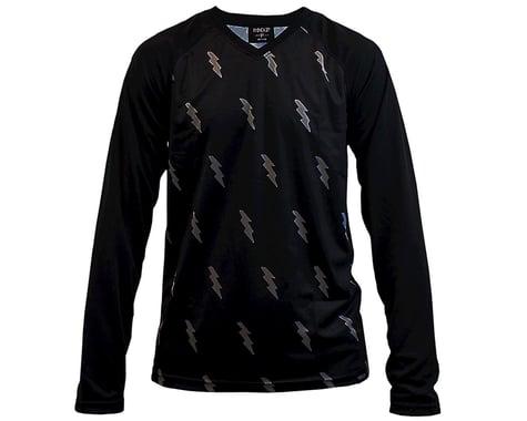 Handup Long Sleeve Jersey (Blackout Bolts) (XS)