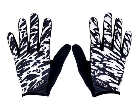 Handup 5th Period Art Class - Grip It & Rip It Gloves (Black/White) (XS)