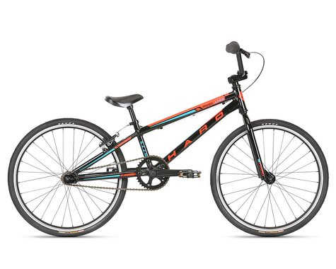 "Haro Bikes 2021 Annex Junior BMX Bike (18.3"" Toptube) (Black)"