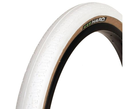 Haro Bikes HPF Tire (White/Tan) (20 x 2.0)