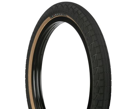 "Haro Bikes La Mesa Tire (Black/Tan) (20"") (2.4"")"