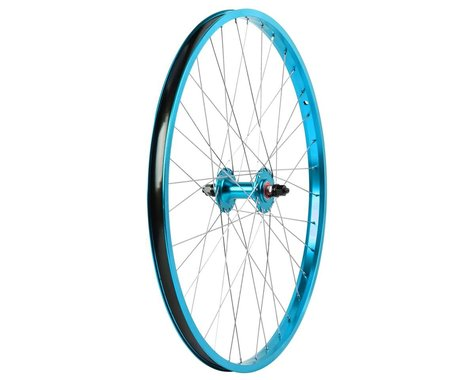 "Haro Bikes Legends 26"" Front Wheel (Teal) (26 x 1.75)"