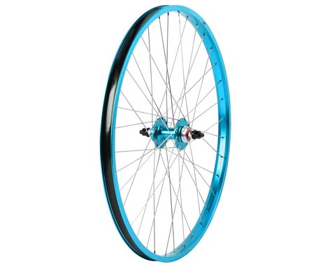 "Haro Bikes Legends 26"" Rear Wheel (Teal) (26 x 1.75)"