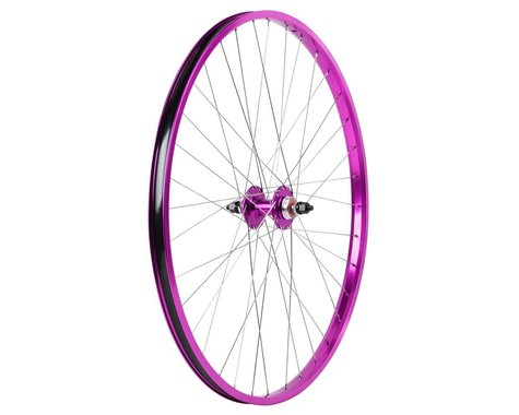 "Haro Bikes Legends 29"" Rear Wheel (Purple) (29 x 1.75)"