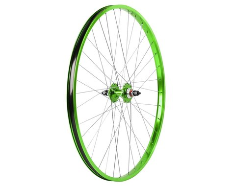 "Haro Bikes Legends 29"" Rear Wheel (Green) (29 x 1.75)"