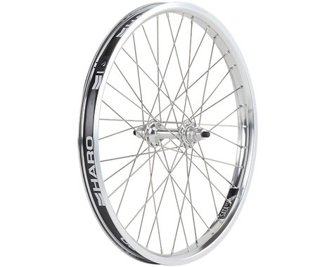 Haro Bikes Sata DW Front Wheel (Polished) (20 x 1.75)