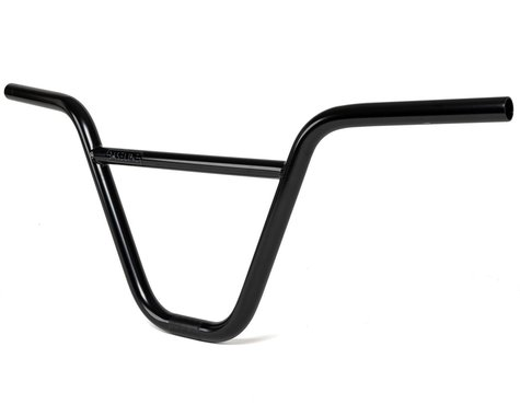 "Haro Bikes Baseline 2PC Bars (ED Black) (9.5"" Rise)"